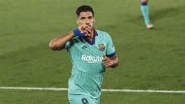 Batal ke Juventus, Suarez Makin Dekat Gabung Atletico