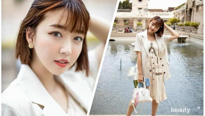 10 Potret Sunny Dahye, Si Cantik dari Korea yang Cinta Indonesia!