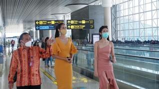 Putri Indonesia 2020 Dukung Gerai UMKM Bandara Kulon Progo