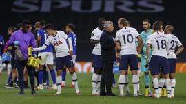Lloris Nyaris Adu Pukul dengan Son di Tottenham vs Everton