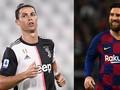 Ranking Pemain Top Dunia: Messi Nomor 1, Ronaldo ke-7