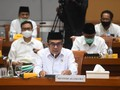 DPR Kritik Data Batuan Pesantren Amburadul, Menag Akui Salah
