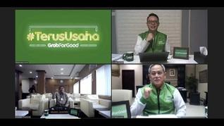 Grab Dorong Akselerasi Digital UMKM Lewat Program TerusUsaha