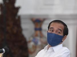 Jokowi: Puncak Corona Diprediksi Agustus-September