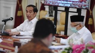 Jokowi Targetkan Produksi Vaksin Corona Januari-April 2021