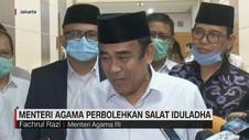 VIDEO: Menteri Agama Perbolehkan Salat Idul Adha