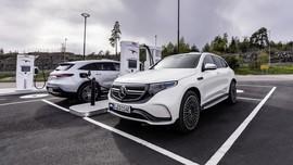 Mobil Listrik Suram di Thailand, Mercedes Siap Angkat Kaki