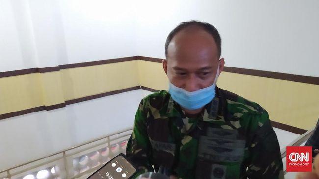 Komandan Pangkalan Udara (Danlanud) Haluoleo Kendari Kolonel Pnb Muzafar