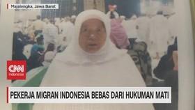 VIDEO: Pekerja Migran Indonesia Bebas Dari Hukuman Mati