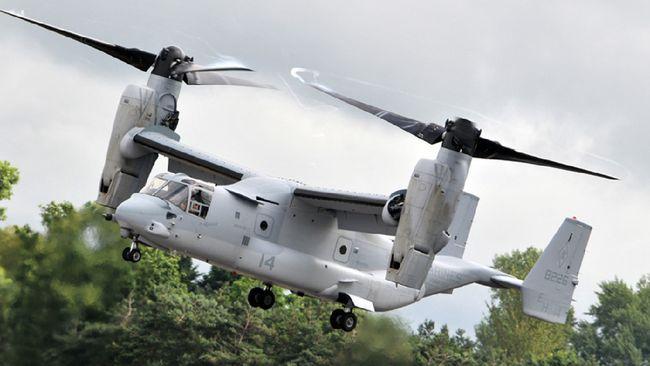 Pesawat MV-22 Block C Osprey