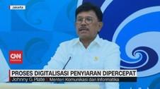 VIDEO: Pemerintah Percepat Proses Digitalisasi Penyiaran