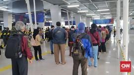 Drama Pagi di Stasiun Bogor: Kebelet BAB saat Antre KRL