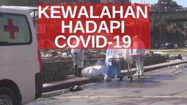VIDEO: Jenazah Ditemukan Tergeletak di Pinggir-Pinggir Jalan