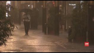 VIDEO: Banjir Jepang Tewaskan 50 Orang dan 12 Hilang