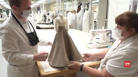 VIDEO: Miniatur Negeri Dongeng Couture Christian Dior