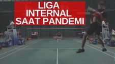 VIDEO: PB Djarum Gelar Liga Internal di Saat Pandemi