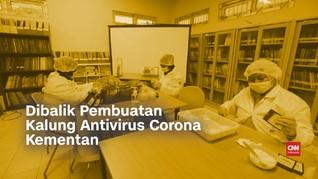 VIDEO: Cara Pembuatan Kalung Antivirus Corona Kementan