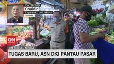 VIDEO: 3 Pedagang Reaktif, Pasar Kunir Ditutup