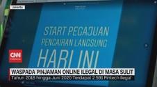 VIDEO: Waspada Pinjaman Online Ilegal di Masa Sulit
