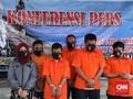 20 Tersangka Kerusuhan Madina, Modus Minta Jatah Dana Desa