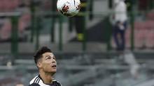 Blunder Ronaldo Jadi Awal Gol Ketiga AC Milan vs Juventus