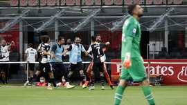 Sarri: Juventus Hilang Kesadaran Lawan Milan