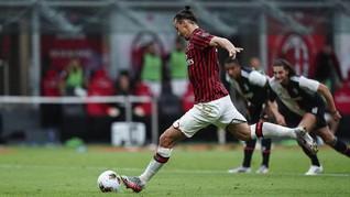 Ibrahimovic Ejek Ronaldo Saat Milan Hajar Juventus