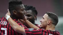 FOTO: Milan Bangkit dan Hancurkan Juventus