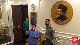 AHY Bertemu Cak Imin, Kenang Kemesraan di Era SBY
