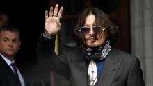 Hakim Tolak Banding Johnny Depp soal Kasus 'Pemukul Istri'
