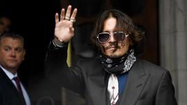 Johnny Depp Ungkap Alasan Beri Ganja ke Anaknya di Usia 13