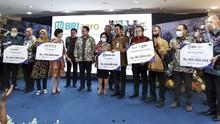 BRI Agro, Jamkrindo - Askrindo Bersatu demi Ekonomi Nasional