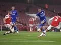 Leicester Gagal Kalahkan 10 Pemain Arsenal