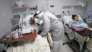 Kasus Virus Corona di AS Sudah Lebih Dari 25 Juta Orang