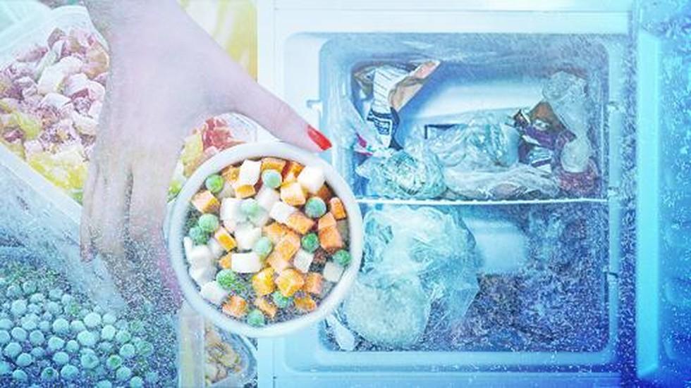 Serba-serbi Frozen Food