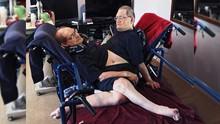 Kisah Kembar Siam Tertua di Dunia Meninggal di Usia 68 Tahun