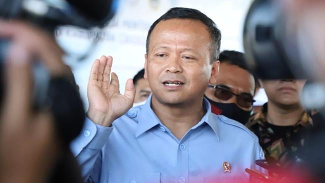 KPK Tetapkan Menteri KKP Edhy Prabowo Tersangka