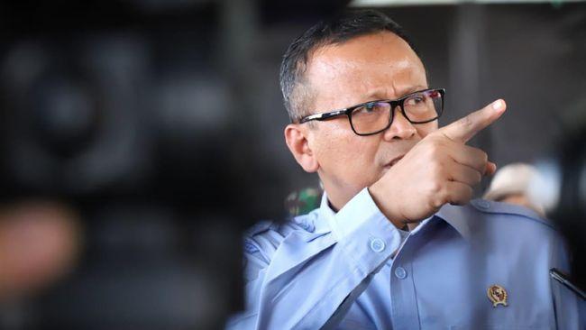 Menteri Kelautan dan Perikanan Edhy Prabowo.
