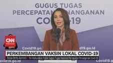 VIDEO: Vaksin Covid 19 Lokal Telah Melalui 8 Tahapan