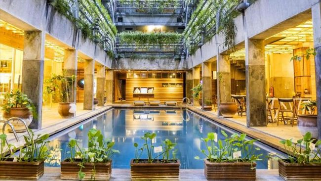 Greenhost Boutique Hotel