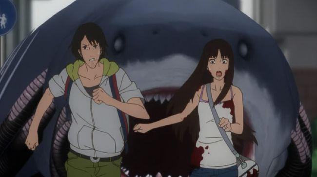 Gyo: Tokyo Fish Attack.