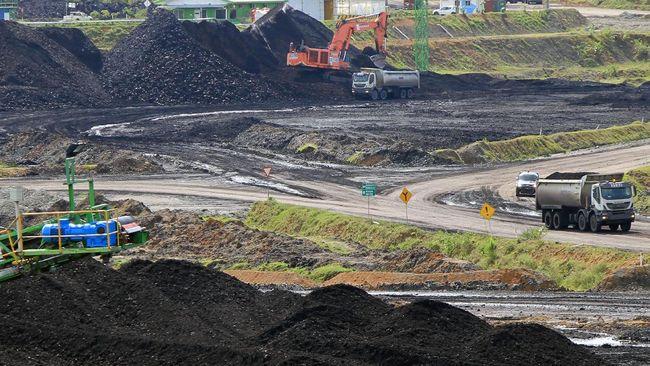 Kementerian ESDM mencatat konsumsi batu bara mencapai 109 juta ton per Oktober 2020 atau sekitar 70 persen dari target konsumsi tahun ini.