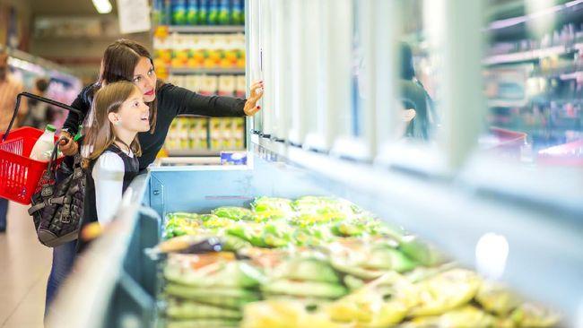 Para ahli menilai bahwa makanan tak mungkin menjadi sumber kontaminasi virus corona penyebab Covid-19.