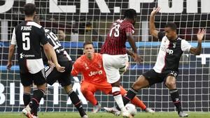 Klasemen Liga Italia Usai Juventus Dikalahkan Milan