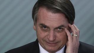 Presiden Brazil Jair Bolsonaro Operasi Batu Kandung Kemih
