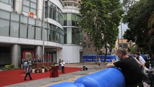 China Buka Kantor Intelijen di Hong Kong usai Sahkan UU Baru