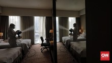 27 Hotel di DKI Jadi Tempat Isolasi Jika Wisma Atlet Penuh
