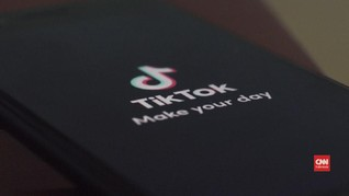 VIDEO: Aturan China Bikin TikTok Bakal Tutup di Hong Kong