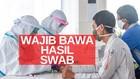 VIDEO: Pendatang Masuk Karawang Wajib Bawa Hasil Swab