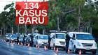 VIDEO: Muncul 134 Kasus Baru, Melbourne Dikunci Ketat